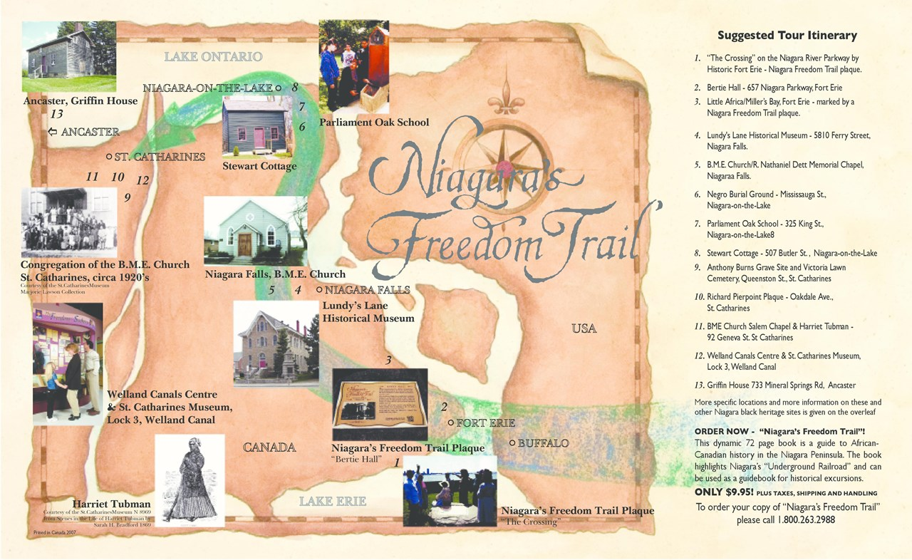"""Niagara's Underground Railroad"" Adventure Lab"